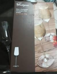 Título do anúncio: Taça de espumante/champanhe