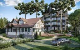 Apartamento com 2 dormitórios à venda, 83 m² por R$ 949.900,00 - Bavária - Gramado/RS