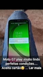 Moto G7 Play Novíssimo.