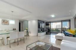 Apartamento com 4 quartos para alugar, 154 m² por R$ 5.000/mês - Casa Forte - Recife/PE