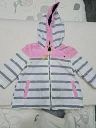 Jaqueta Marca Tommy Hilfiger - Tamanho 12 meses - menina