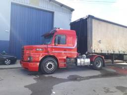 Scania top line 8 marchas