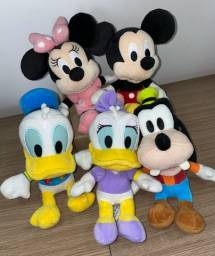 Coleção Ursos de Pelúcia - Mickey
