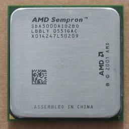 Amd Sempron 3000+ 1.8ghz Socket 939 Cpu