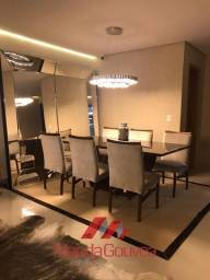 Título do anúncio: Apartamento com 4 quartos no ED. WISH - Bairro Jardim Cuiabá em Cuiabá