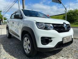 Renault Kwid Zen 1.0 Flex 2019/19 COMPLETO / 27.000km