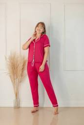 Pijama Americano Longo Alta Qualidade