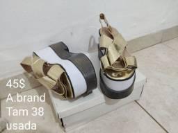 Sandália Grife A.brand