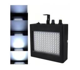 Strobo Rítmico 108 LEDS | Branco Frio