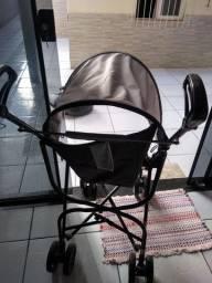 Carrinho de bebê de passeio