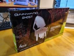 Placa de vídeo GTX 1650 Gainward - NOVA - loja virtual