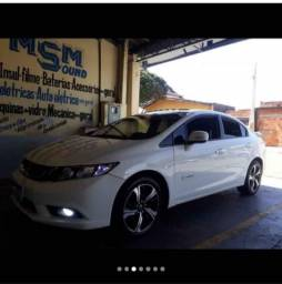Civic EXR automático 2014 com teto