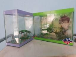 Vende-se 2 aquários