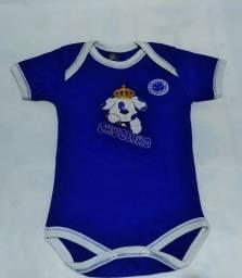 Título do anúncio: Body Cruzeiro Infantil  bordado