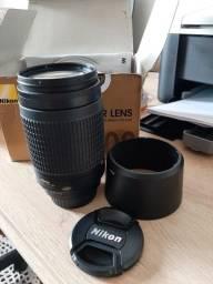 Lente Nikon Af Zoom-nikkor 70-300mm F/4-5.6g