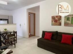Apartamento com 2 dormitórios para alugar, 45 m² por R$ 1.680,00/mês - Sim - Feira de Sant