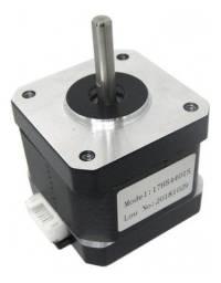 Motor De Passo Nema 17 Forte Cnc Impressora 3d
