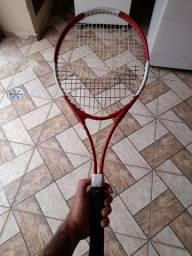 Raquete tenis marca Artengo vendo ou troco por raquete de squash