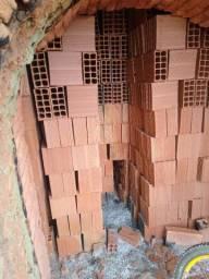Promoção de Tijolos de Campos 10 furos com preço especial para sua Construção