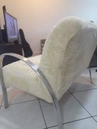 Sofa Namoradeira em pelucia