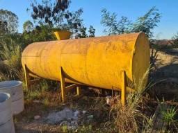 Reservatório 15000 litros