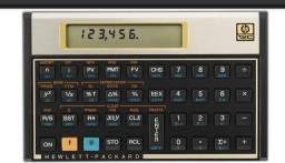 Título do anúncio: Calculadora financeira hp 12C gold
