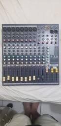 Mesa de Som Soundcraft EFX8