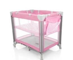 Título do anúncio: Berço Safety 1st Mini Play Rosa