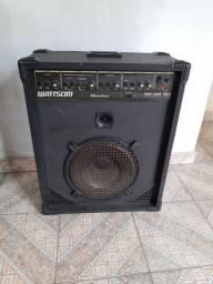 Caixa de som amplificada WATTSOM !!