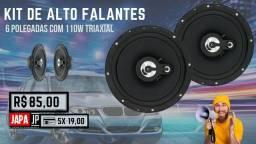 Kit Alto Falante 6 Polegadas (Porta)