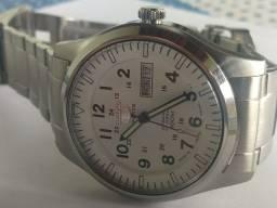 Relógio Seiko 5 sports, automático, militar.
