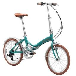 Vendo Bicicleta Dobrável Durban Rio Aro 24