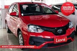 Título do anúncio: Toyota Etios 1.3 X At