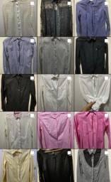 Camisas Dudalina Colcci Morena Rosa