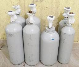 Cilindro de nitrogênio