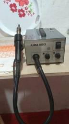 Estação de ar quente Aida 850 260 reais
