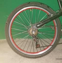 Dois par de roda de bike aro 26