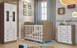 Kit Bebê Luna - Frete Grátis - 10x Sem Juros