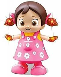 boneca dançarina