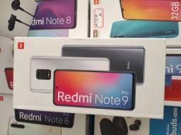 Esse vale! REDMI Note 9 Pro da Xiaomi.. Novo LACRADO Garantia entrega hj
