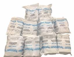 10 peças - Fita PVC Branca 10m para Ar condicionado