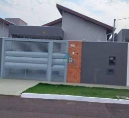 Título do anúncio: Casa à venda 2qtos . 2 vagas garagem - Residencial Bela Laguna - Campo Grande/MS