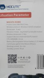 Título do anúncio: Gamepad Mocute (Controle Wireless)