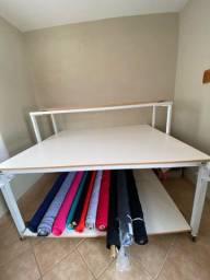 Mesa enfestadeira/ corte