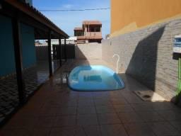 Casa 4 quartos com suíte, piscina e churrasqueira
