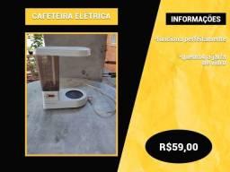 Cafeteira elétrica usada - Umuarama- Pr