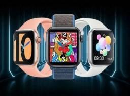 Relógio inteligente smartwhatch x7