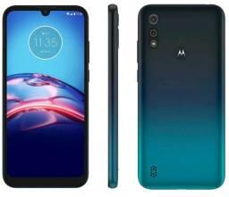 Smartphone Motorola Moto E6S 64GB Azul Navy 4G<br>