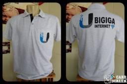 Camisas Personalizadas e Uniformes em Geral