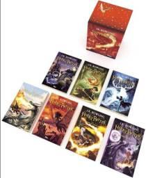 Coleção de livros Harry Potter + Poster